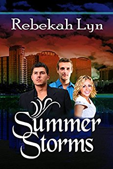 Summer Storms (Seasons of Faith Book 1)