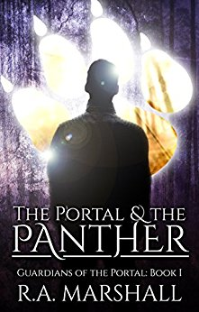 The Portal and the Panther (YA Fantasy Series, Guardians of the Portal Book 1)