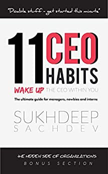 11 CEO Habits - The Ultimate Guide For Managers, Newbies & Interns